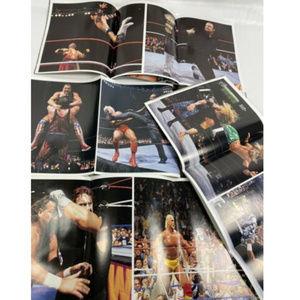 Lot of 4 WWE SmackDown! Magazine 2004 Lesnar CENA
